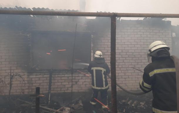 В пожарах на Луганщине уже девять погибших