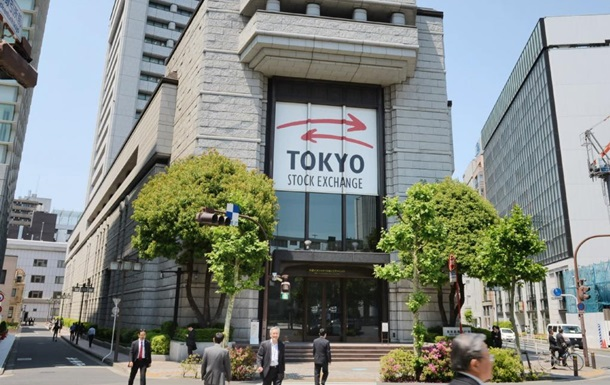 Названа причина остановки Токийской биржи