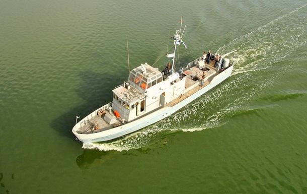 Укроборонпром досрочно отремонтировал катер ВМС