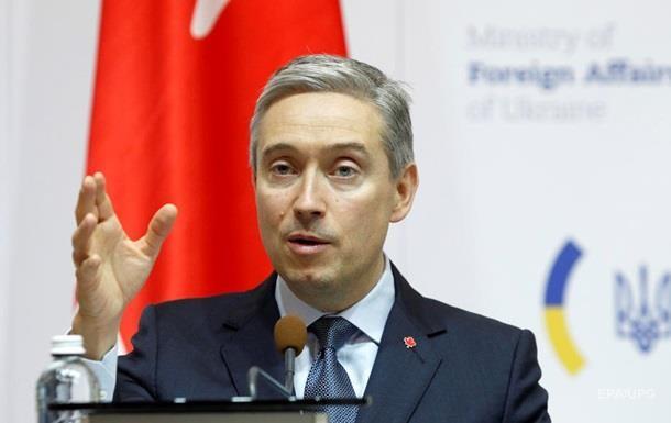 Канада выделит $3,3 млн на сектор обороны Украины