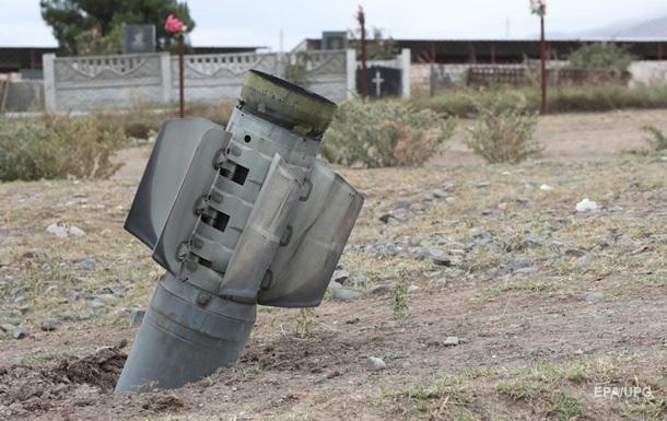 Армения и Азербайджан обвинили друг друга в обстрелах городов