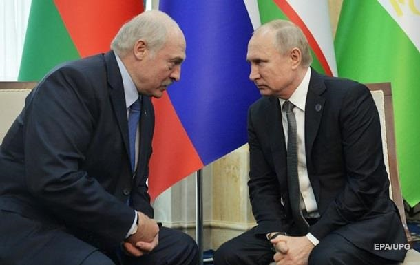 Путин и Лукашенко обсудили карабахский конфликт