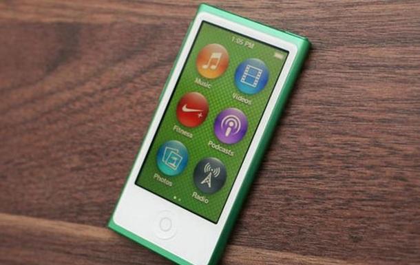 Apple  поховала  черговий iPod
