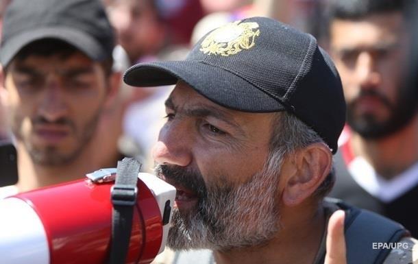 Пашинян назвал условие перемирия в Карабахе