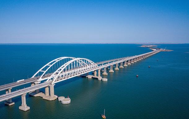 Великобритания ввела санкции против России за мост в Крым