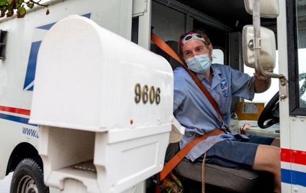 В США работники почты потеряли выигрышный лотерейный билет
