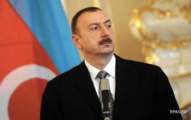 Алієв оцінив роль Росії в переговорах щодо Карабаху