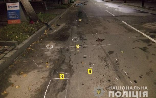 На Ровенщине пьяный водитель сбил группу пешеходов, есть жертвы