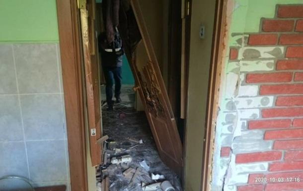 Во Львове произошел взрыв в жилом доме, есть пострадавшие