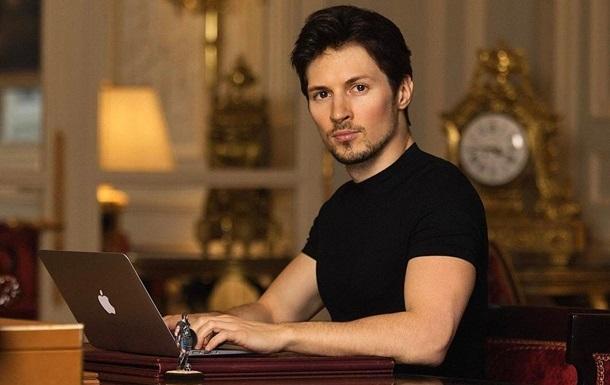 Дуров відреагував на збій у Telegram