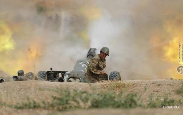 Азербайджанские военные показали наступление в Карабахе