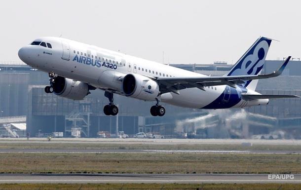 Airbus звільнить 15 тисяч співробітників через карантин