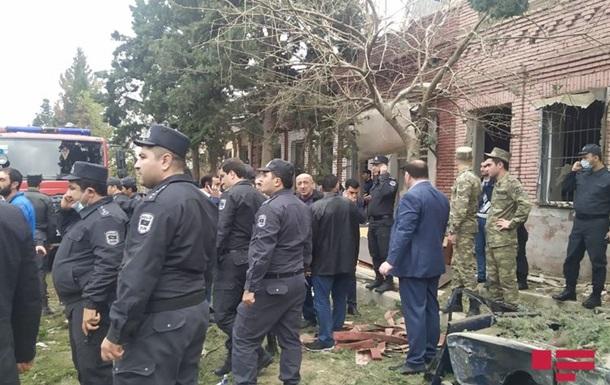 Армянские военные нанесли удар по авиабазе в Азербайджане