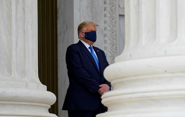 Врачи назвали течение болезни Трампа и его лечение