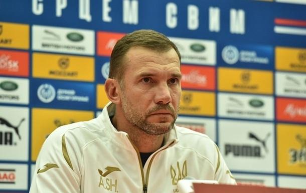 Шевченко довикликав Паньківа і Шепелєва в збірну