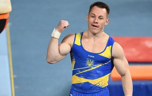 Украинские гимнасты завоевала три золота во второй день этапа Кубка мира
