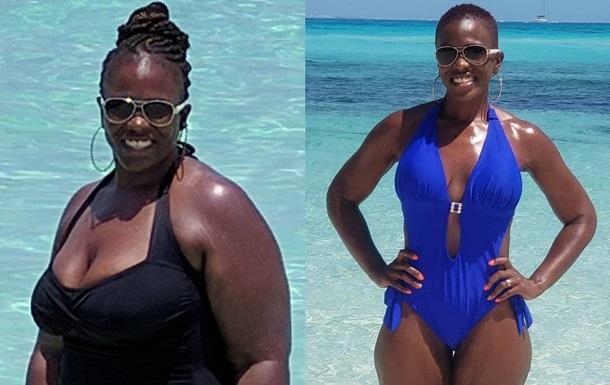 Женщина похудела вполовину и раскрыла свой секрет