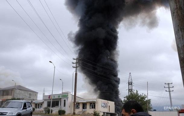 Ереван и Баку обвиняют друг друга в обстрелах