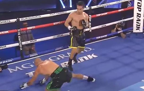 В поединке WBC нокаутирован белорус Иван Баранчик
