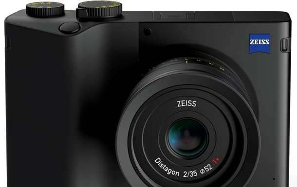 Розпочато передзамовлення на камеру Zeiss на Android за $6000