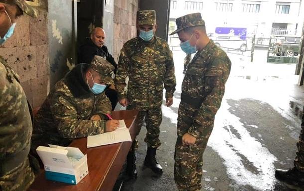 Конфлікт в Нагірному Карабаху: син прем єра Вірменії записався в армію