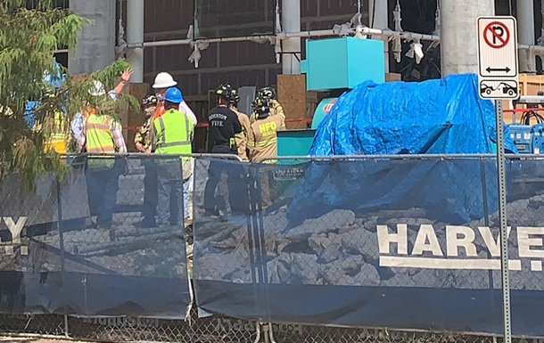 У висотному будинку в США завалилися сходи, троє загиблих