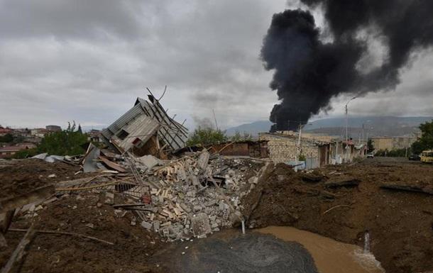 США, Росія і Франція вимагають негайного припинення вогню в Нагірному Карабаху