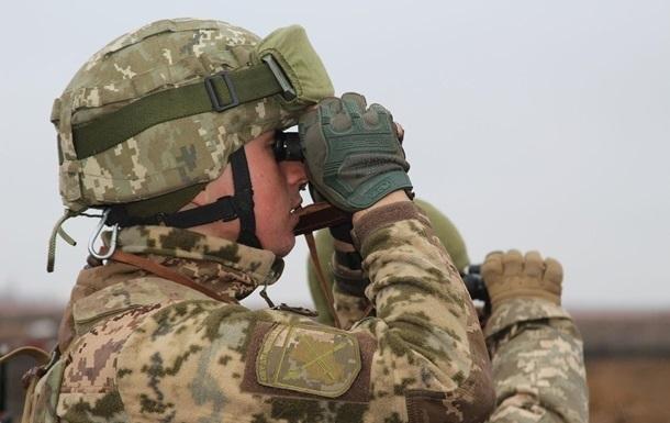Перемирие на Донбассе: два обстрела за сутки