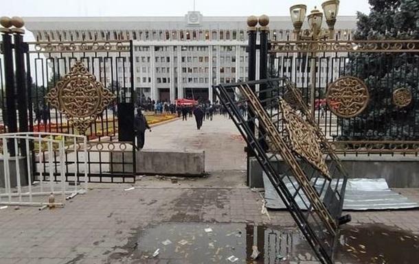 ЦВК Киргизстану визнала вибори недійсними