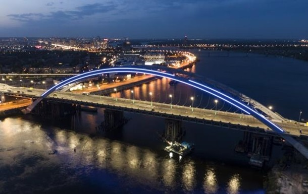 Подільсько-Воскресенський міст запустять до кінця року - Кличко
