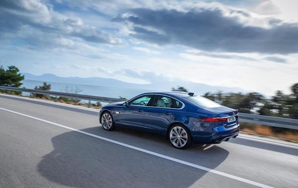 Jaguar представил обновленный седан