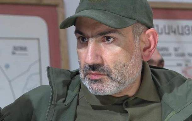 Премьер Армении посетил Нагорный Карабах