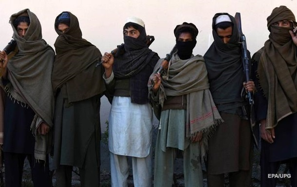 В Афганістані сотні талібів склали зброю