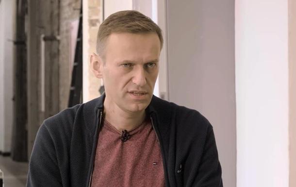 Навальный заявил о 'наркотрипе' после комы