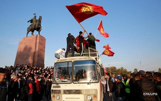 Чергова революція. Що відбувається в Киргизії