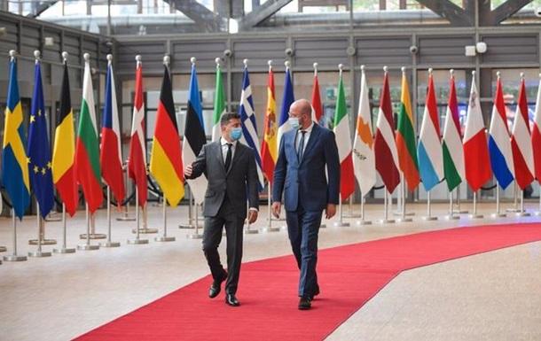 На саммите Украина - ЕС подписали ряд соглашений