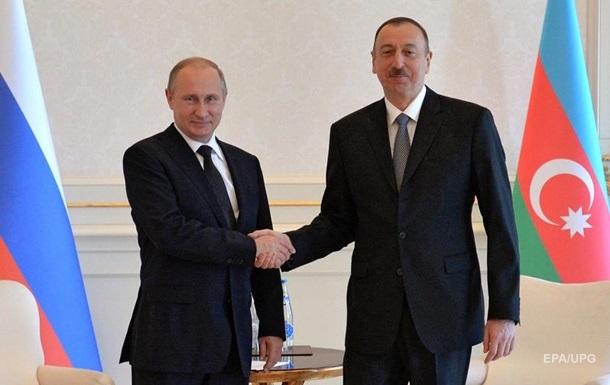 Путин впервые обсудил с Алиевым Карабах