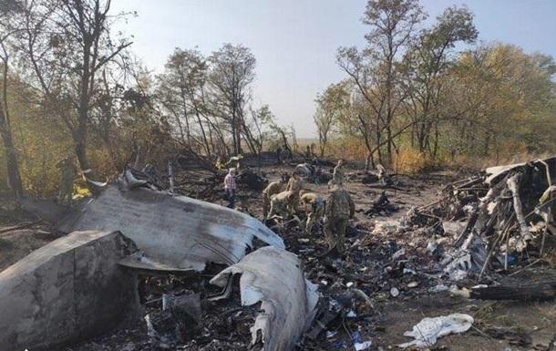 У Кабміні озвучили перші висновки про аварію Ан-26