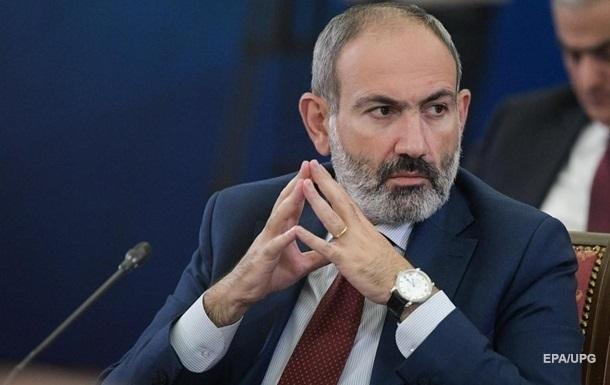 Пашинян обсудил Нагорный Карабах с Путиным