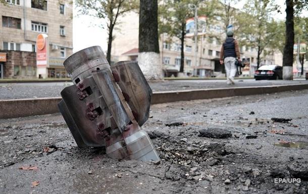 Опубликованы фото и видео разрушений Степанакерта