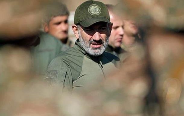Бои в Нагорном Карабахе: Пашинян вступает на скользкую тропу