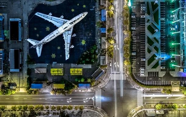 Drone Awards 2020: названы лучшие фото года