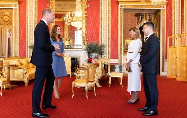 У Зеленского рассказали о встрече с принцем Уильямом