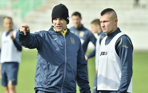 Против Франции Шевченко выпустил в основе четырех дебютантов сборной