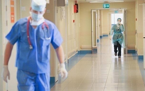 В Україні за добу було госпіталізовано 900 осіб з COVID-19