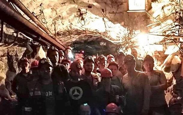 Oleg Vernik: The Krivoy Rog miners  strike