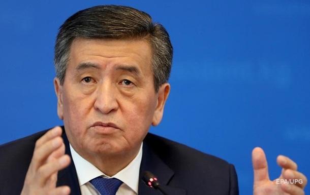 У Киргизстані заявили про зникнення президента