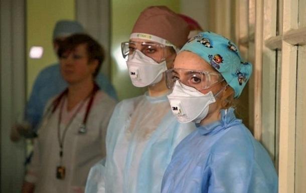В Украине оценили нагрузку на врачей COVID-больниц