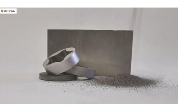 Компания 'Велта' впервые в Украине получила 400 кг титана альтернативным способом