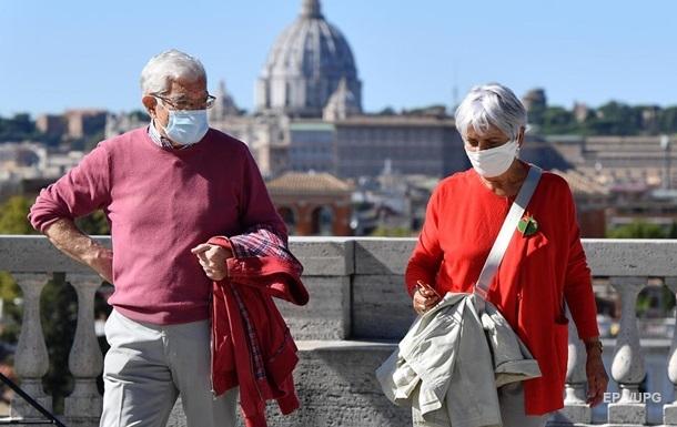 В Италии зафиксирован рекордный прирост случаев коронавируса